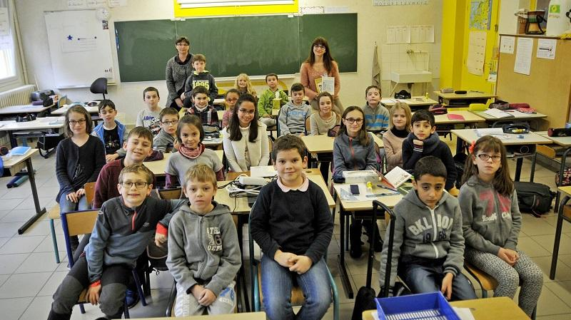 Ecole henri marc 1