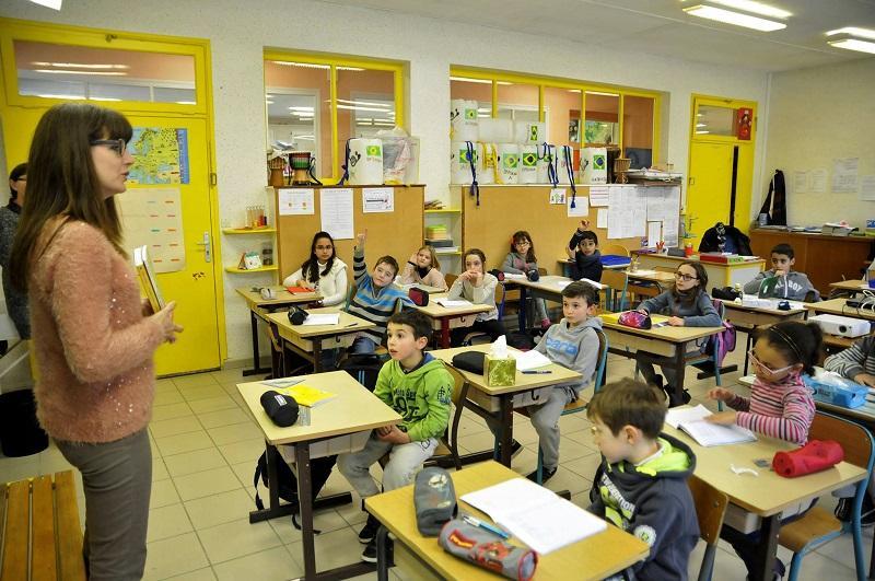 Ecole henri marc