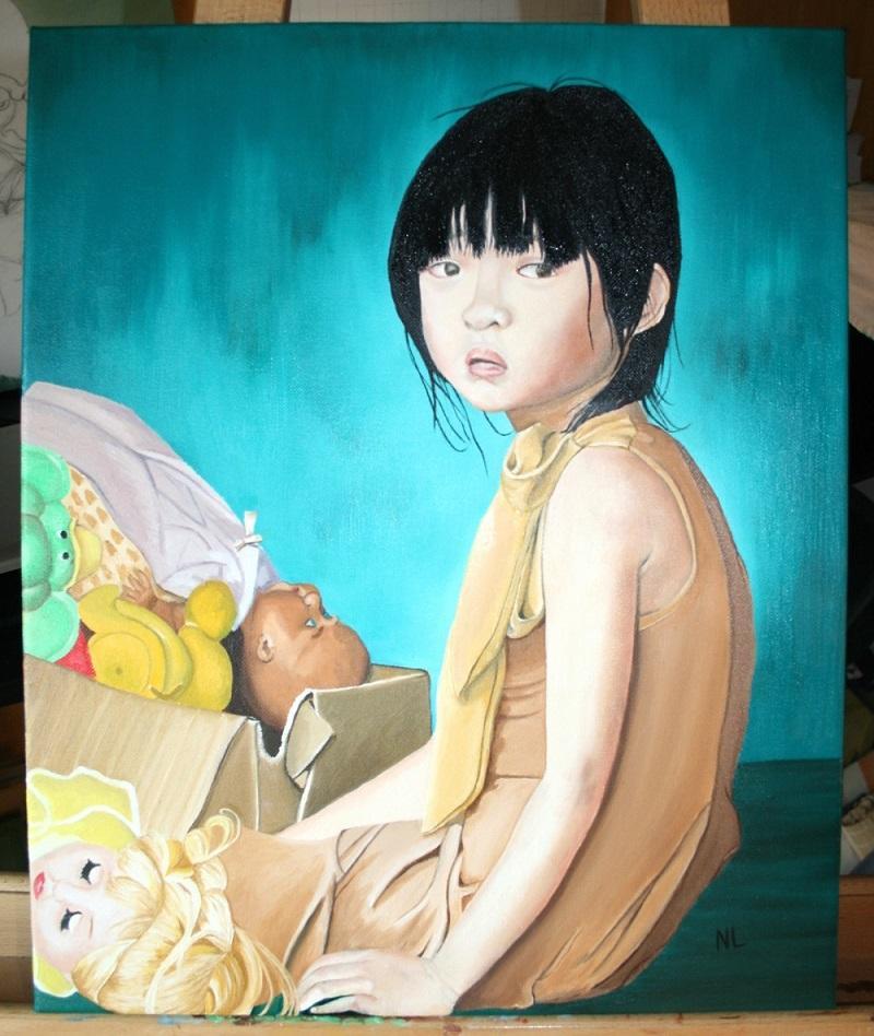 Peinture nat 2038
